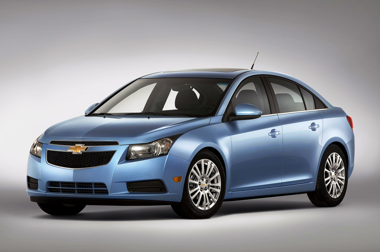 Chevy Cruze Eco Continues to Blow Away the Competition